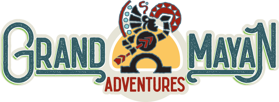 grand mayan adventures logo